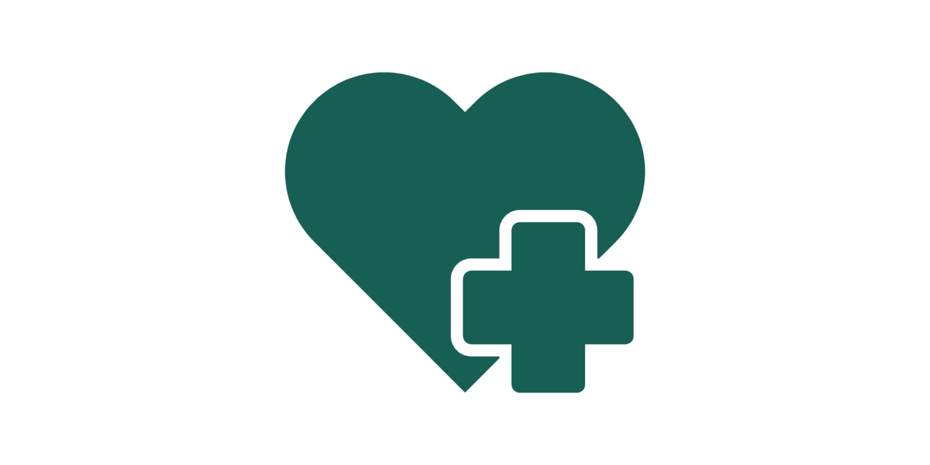 heart and health cross